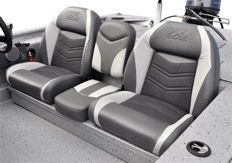 Bass Boat Interior by Hyper Lift 174 Series Xpress Boats 2016