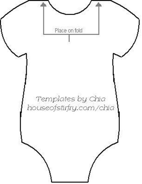 onesie template for baby shower banner here s the template to make the onesie banner for baby