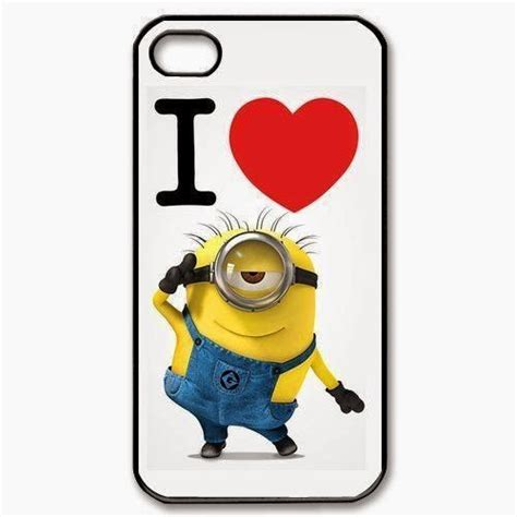 Iphone 4 4s Despicable Me Minions Hardcase collection of despicable me iphone july 2013