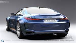 2015 Bmw 8 Series Bmw 8 Series Design Study Aims To Revive The Spirit Of The Legendary Bmw