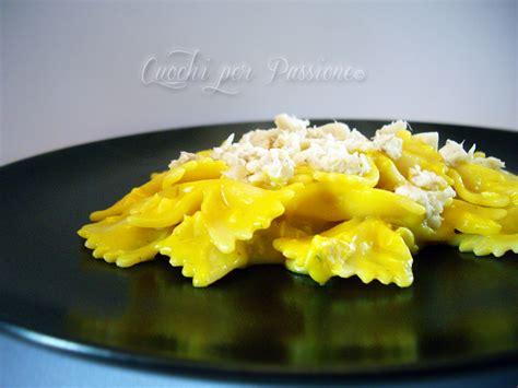 orata come cucinarla farfalle con salsa allo zafferano e orata ricetta riciclo