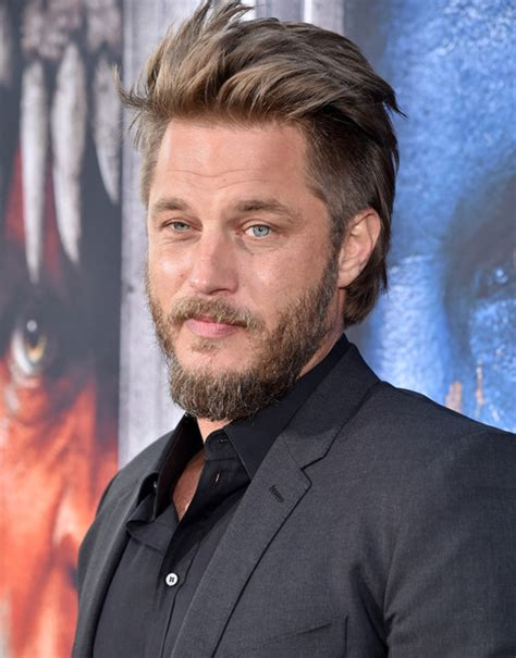 what is going on with travis fimmels hair in vikings travis fimmel photos photos premiere of universal