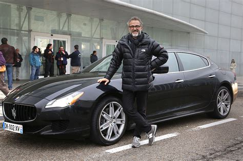 maserati modena maserati drives massimo bottura on his trip to madrid