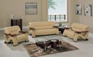 Leather Sofas Set Home Decorating Pictures Sets