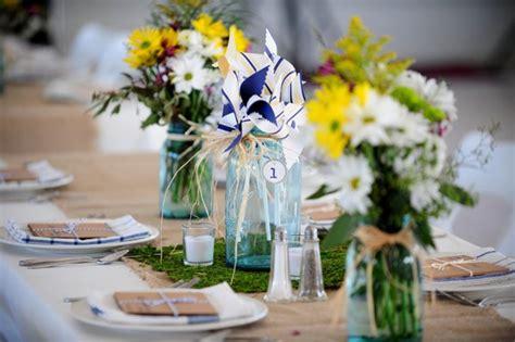 beautiful summer wedding centerpiece inspirations