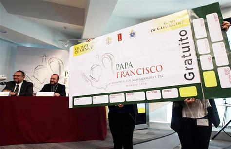 dan mas plazo para tenencia 2016 cd juarez chih llegan a ju 225 rez boletos para la misa del papa francisco