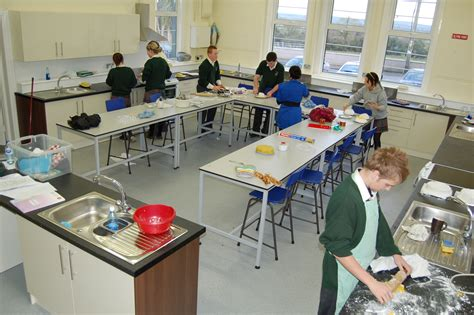 home economics room images