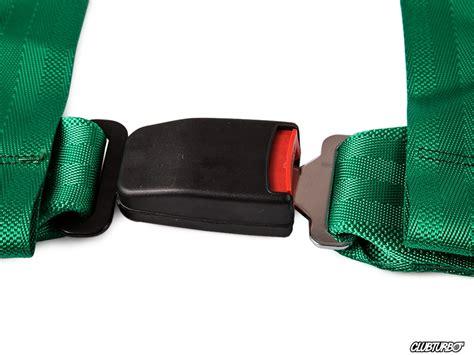 Seatbelt Takata 2inch Hijau takata 4 3