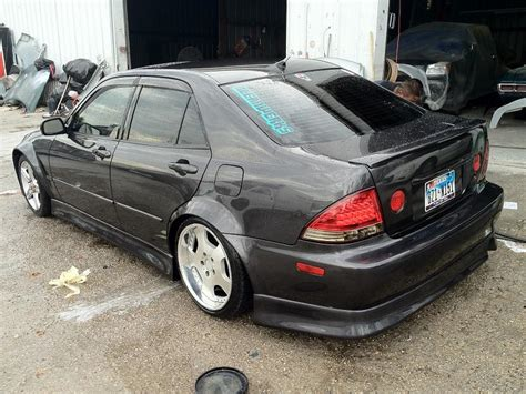 widebody lexus is300 is300 wide body build by s2kizzle86 lexus is xe10 build