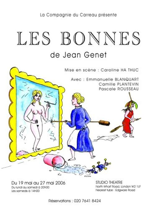 france les bonnes 9782067223844 france in london les bonnes by jean genet