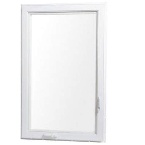 home depot awning window tafco windows 30 in x 60 in left hand vinyl casement