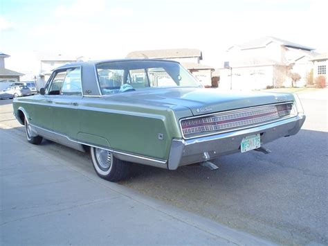 How Big Is A 2 Car Garage by 1968 Chrysler New Yorker Pictures Cargurus