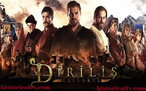 resurrection dirilis ertugrul season   english