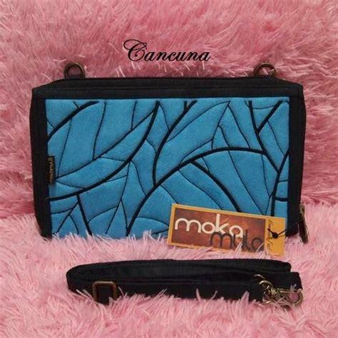 Ready Tas Gadget Smartphone Organizer Tas Kuliah Tas Kerja Pria W tren model dompet wanita terbaru info tas murah