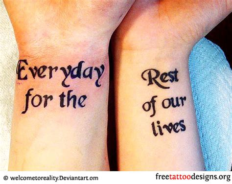 wrist tattoos for women quotes quotesgram