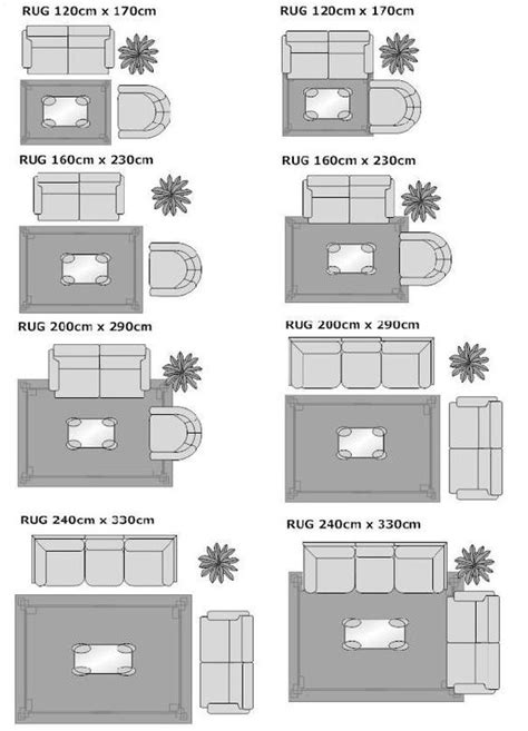 How To Lay A Rug In Living Room by How To Place A Rug A Bed Search House