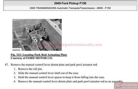 auto repair manual free download 1993 ford f150 user handbook ford pickup f150 2009 workshop manual auto repair manual forum heavy equipment forums