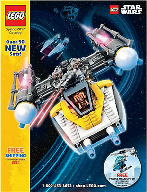 Buku Lego Wars Official Annual 2017 catalogs lego shop
