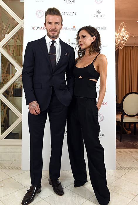 David Beckham Marriage Secrets by Beckham Talks Happy Marriage And Strict Fitness