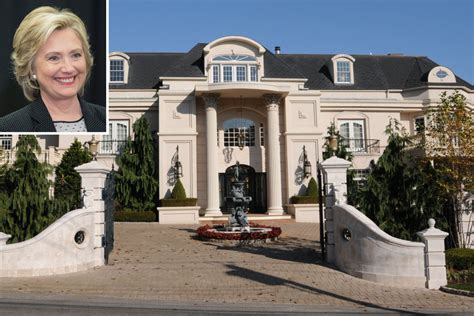 carlo gambino house hillary to visit notorious mob mansion for fundraiser new york post
