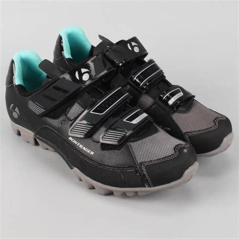 bontrager mountain bike shoes bontrager evoke womens clipless mountain bike shoes us 9 5
