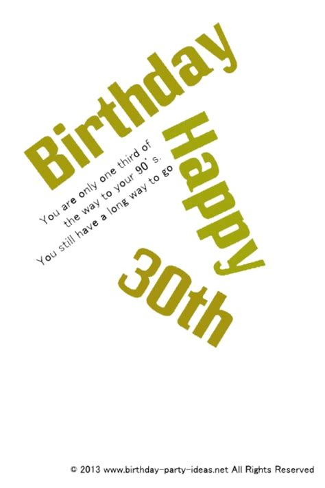 Quote 30th Birthday 30th Birthday Quotes For Invitations Quotesgram