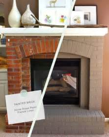 what color should i paint my brick fireplace sloan chalk paint fireplace chalk paint ideas