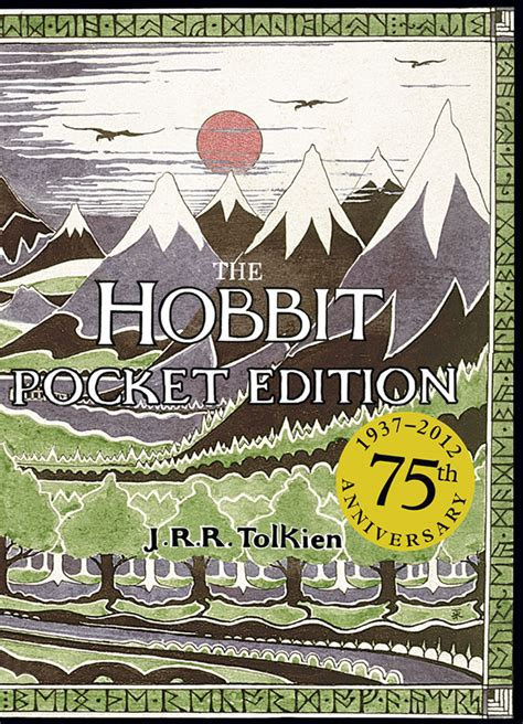 el hobbit mti edition books the hobbit pocket edition to celebrate its 75th anniversary