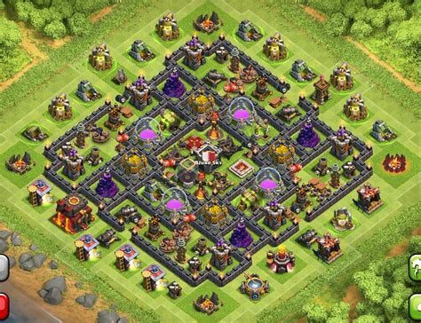 th10 layout names th10 farming base ozunitedelite
