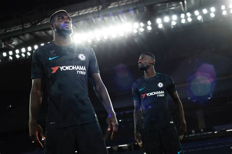Chelsea 3rd 2017 by New Nike Chelsea 2017 18 Third Kit Officially Unveiled