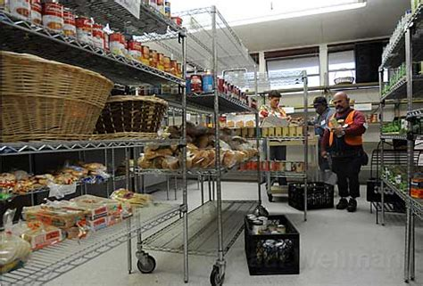 Catholic Food Pantry by Pantries Food St Programs See Rise In Clients