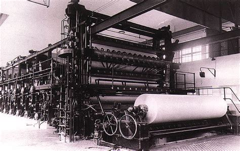 Fourdrinier Paper Machine - paper mill machines manufacturer paper mill machinery