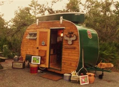 log cabin trailer cottage 23 rvs that look like log cabins