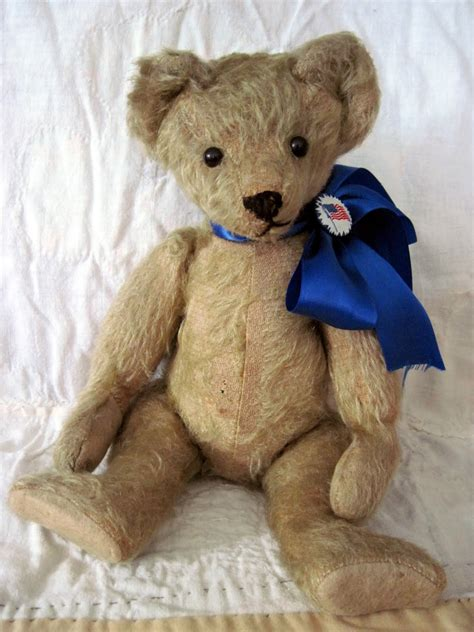 vintage teddy bears tracy s toys and some other stuff antique aetna teddy bear