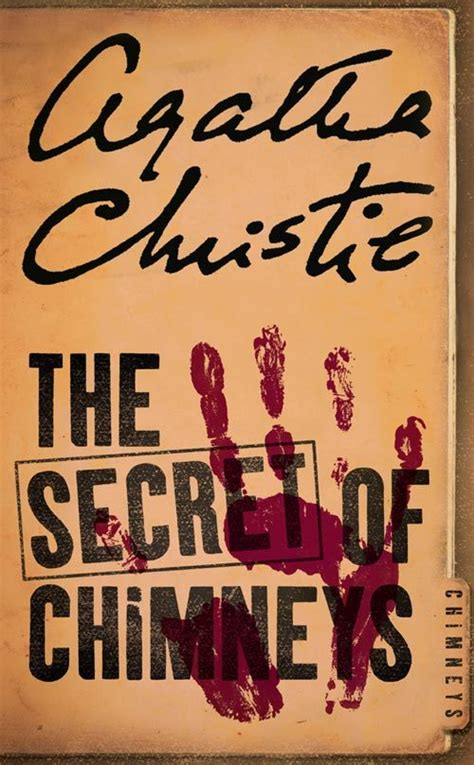 the secret of chimneys novels by agatha christie agatha christie