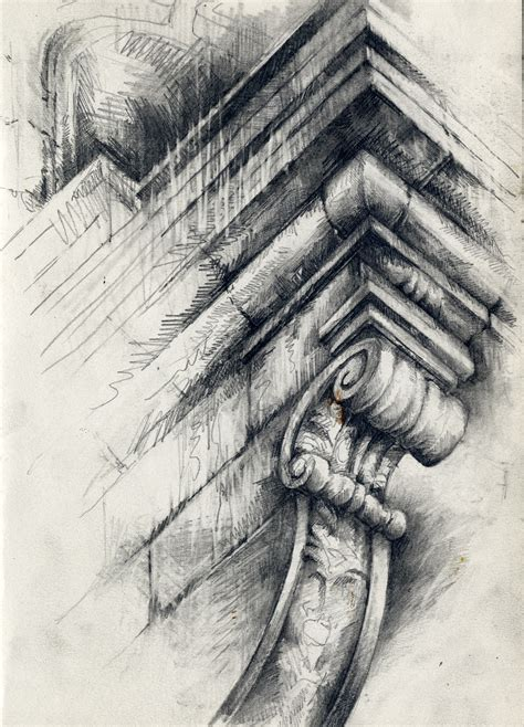 great exle of how a high level of detail can be portrayed with a charcoal pencil using the