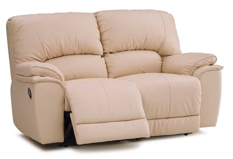 Palliser Dallin Reclining Loveseat Leather Recliner Sofa And Loveseat