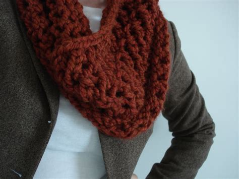 all free knitting cowls cinnamon and spice cowl allfreeknitting