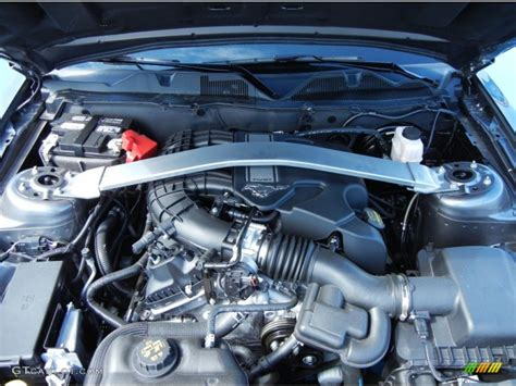 2013 mustang v6 engine 2013 ford mustang v6 premium coupe engine photos