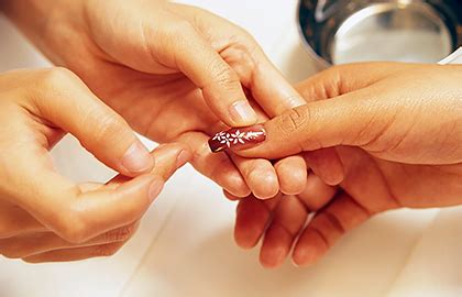 Artificial Nail by Artificial Nails Dermatologists Tips For Reducing Nail
