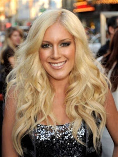 heidi montag hair extensions glueless full lace wigs creating unique and elegant