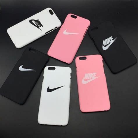 nike printed iphone      cover case nice gift box fundas  iphone