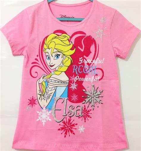 Kaos Elsa Frozen Murah frozen elsa graceful pink 1t 6t page title grosir