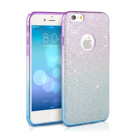 tpu glitter iphone 6plus glitter bling bling tpu rubber silicone for
