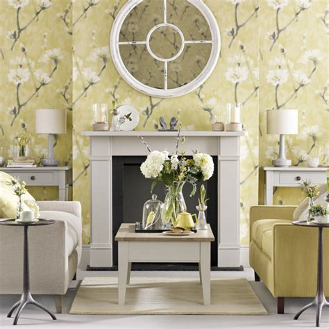 home decoration uk decorating with yellow 6 room ideas ideal home