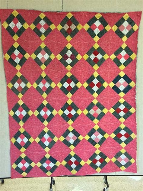 quilt works bright cheerful pinwheel wical quilt works