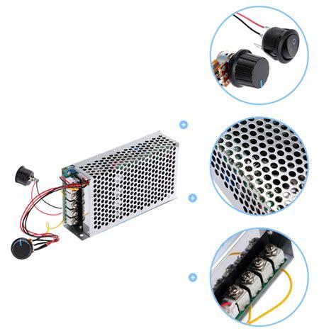 310 30v 100a 3000w Programable Reversible Pwm Dc Motor Speed Controlle programable reversible dc pwm motor speed regulator