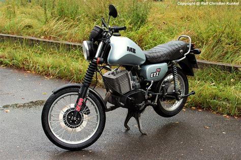 Mz Motorrad Zschopau by Mz Etz 251 Motorrad Zweirad Hersteller Veb