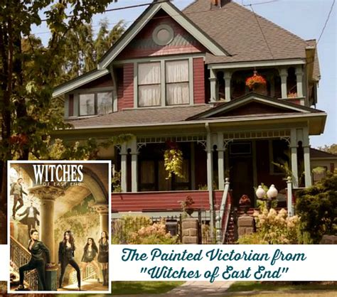 ending of house inside the red victorian house on the tv show quot witches of east end quot