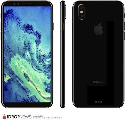 consomac un concept d iphone 8 proche de la r 233 alit 233
